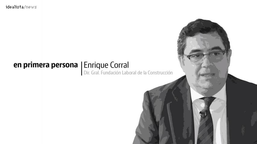 Enrique Corral, director general de la FLC. Fuente: idealista